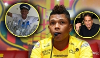¿Despedirán a Billy Arce de Barcelona SC?