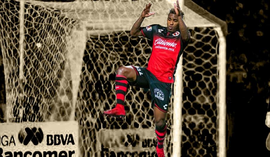 Resultado de imagen para miller bolaños 2019 gol tijuana